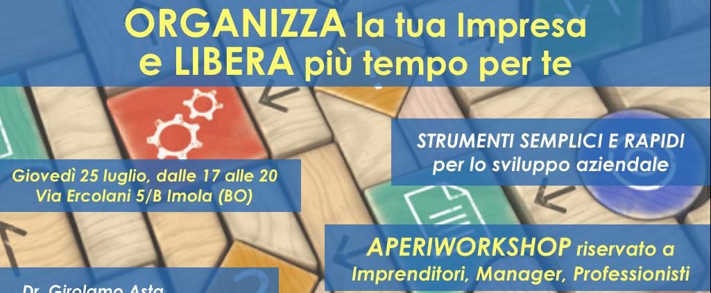 Workshop - Crea la Mappa dei tuoi collaboratori