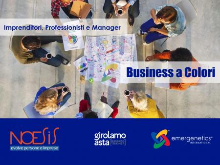 Workshop Business a Colori 2020